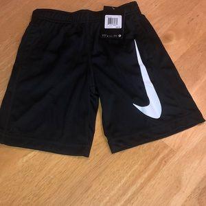 Boys Nike dry fit shorts